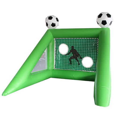 Aufblasbare Fußball Torwand