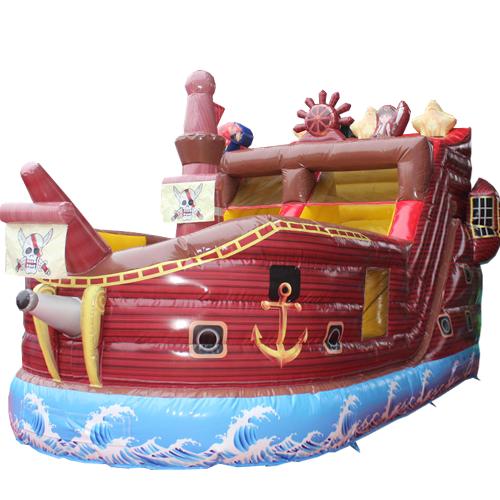 piratenschiff h pfburg mit rutsche kaufen huepfburg. Black Bedroom Furniture Sets. Home Design Ideas